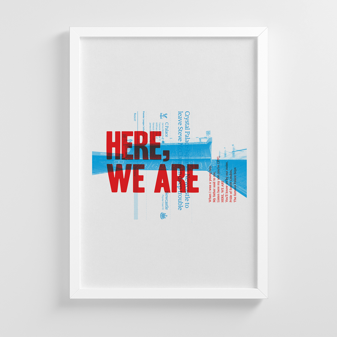Here, We Are